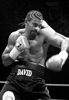 David Haye vs Ismail Abdoul, EBU (European) Cr...
